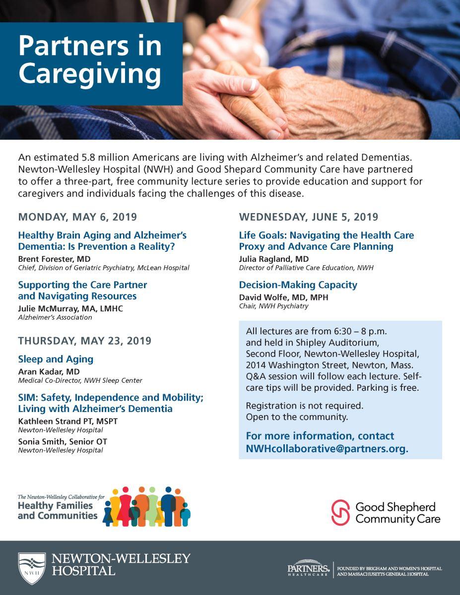 Community Events | Newton-Wellesley Hospital